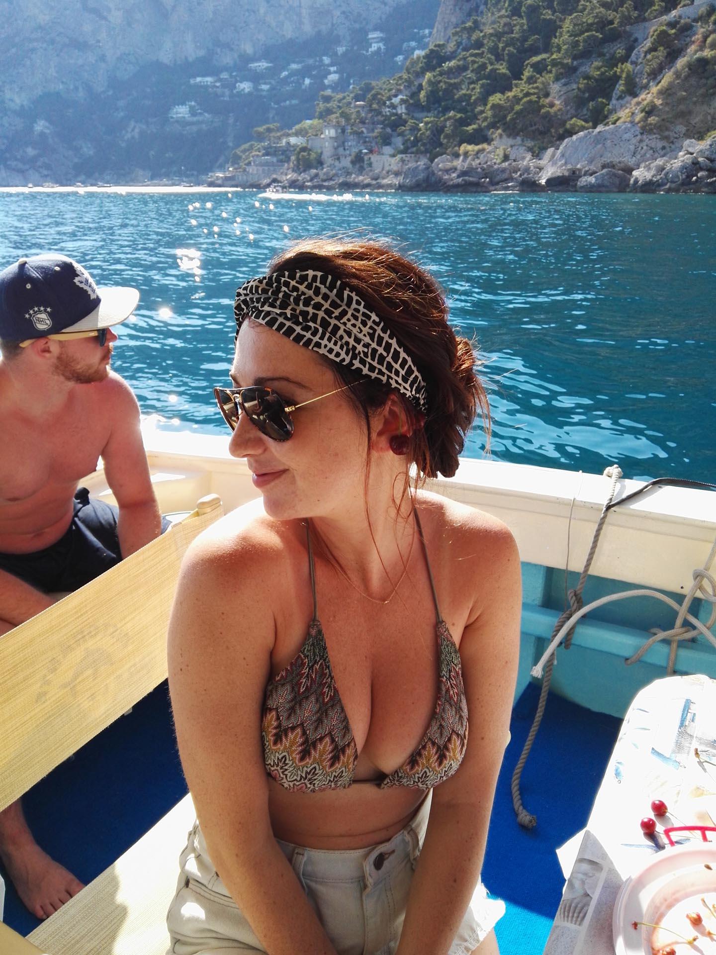 Fishing tour Amalfi Coast