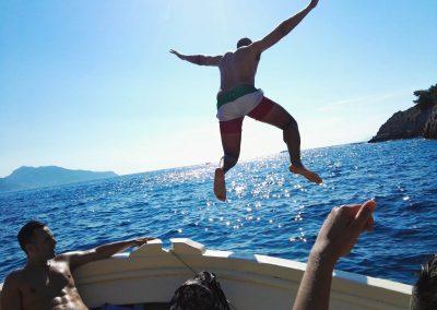 Fun Amalfi Coast boat experience