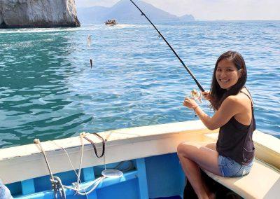 Pescaturismo a Sorrento